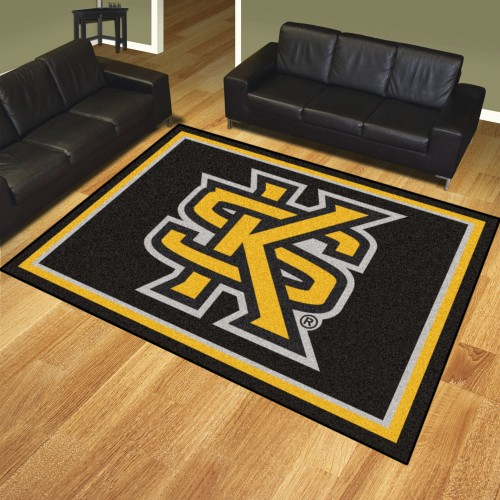 Kennesaw State 8'x10' Rug