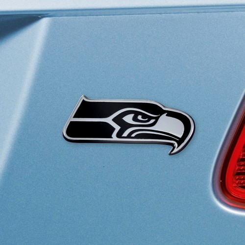 NFL - Seattle Seahawks Chrome Emblem 3