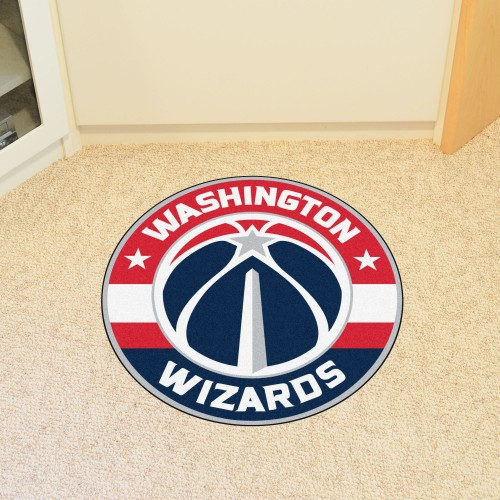 NBA - Washington Wizards Roundel Mat 27