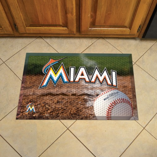 MLB - Florida Marlins Scraper Mat 19
