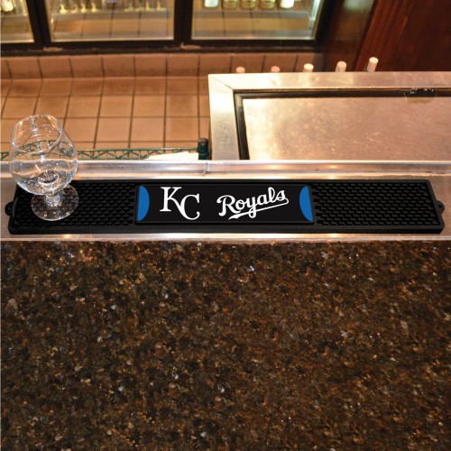 MLB - Kansas City Royals Drink Mat 3.25