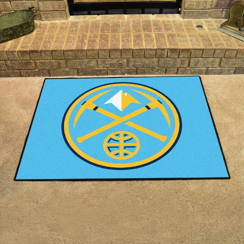 NBA - Denver Nuggets All-Star Mat 33.75