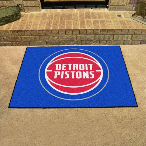 NBA - Detroit Pistons All-Star Mat 33.75