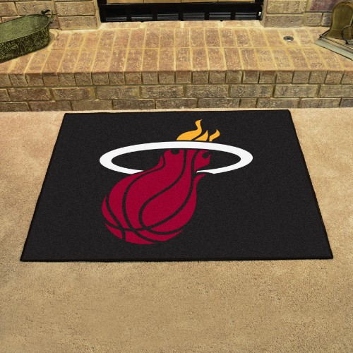 NBA - Miami Heat All-Star Mat 33.75