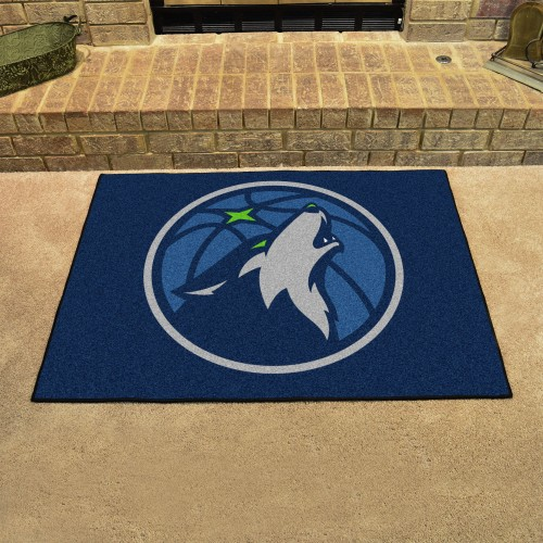 NBA - Minnesota Timberwolves All-Star Mat 33.75