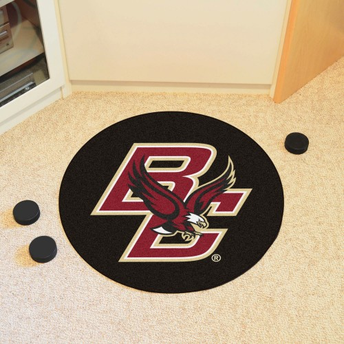 Boston College Puck Mat 27