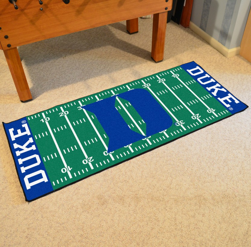 Duke 'D' Football Field Runner 20.5