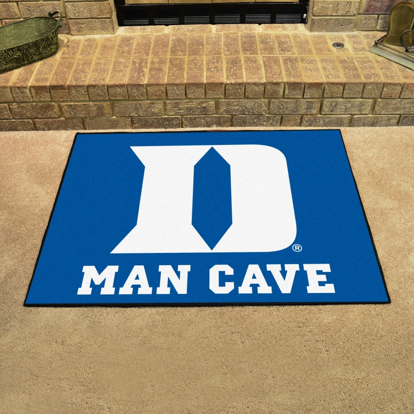 Duke 'D' Man Cave All-Star Mat 33.75