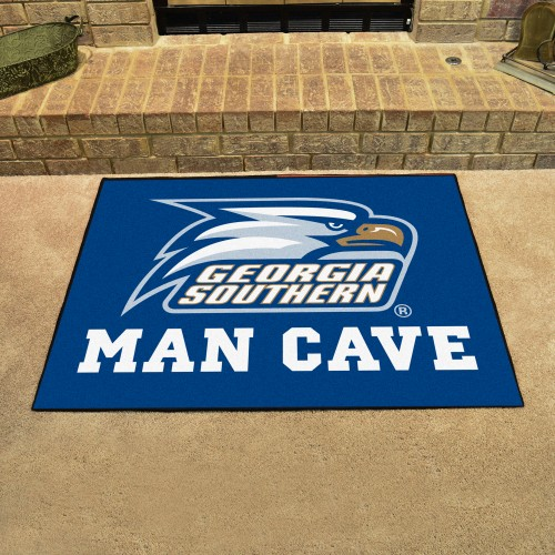 Georgia Southern Man Cave All-Star Mat 33.75