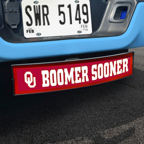 Oklahoma Boomer Sooner Light Up Hitch Cover 21