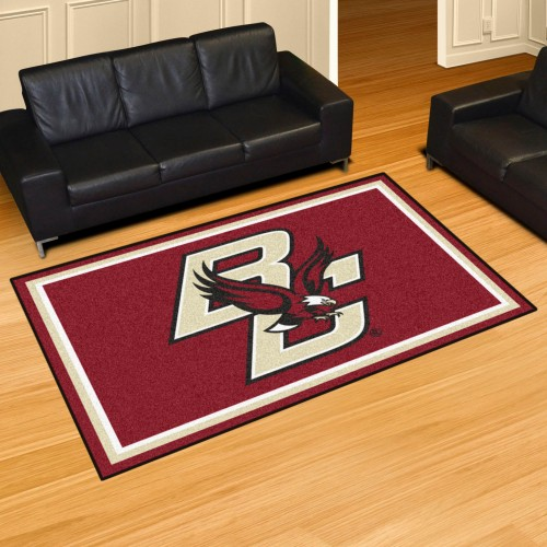 Boston College 5'x8' Rug