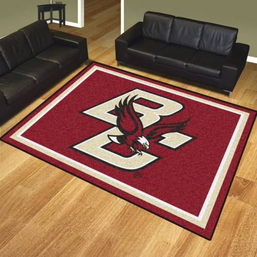 Boston College 8'x10' Rug