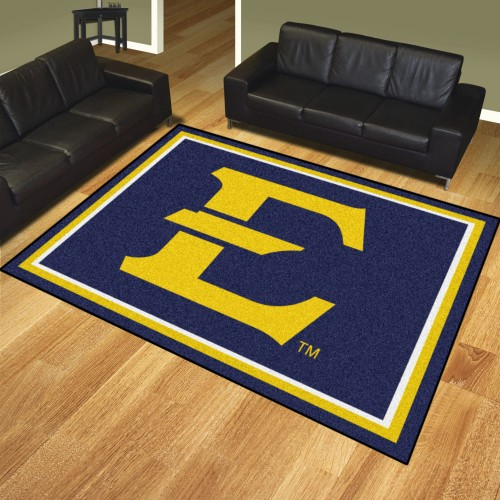East Tennessee State 8'x10' Rug
