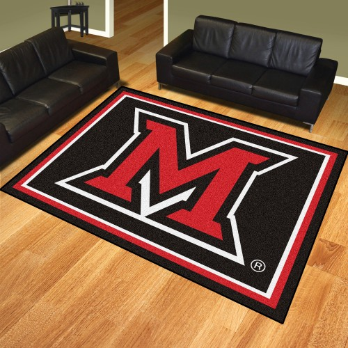 Miami (OH) 8'x10' Rug