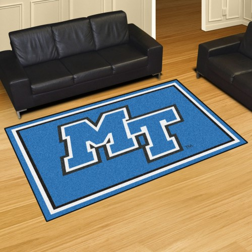 Middle Tennessee State 5'x8' Rug