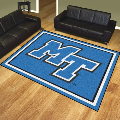 Middle Tennessee State 8'x10' Rug