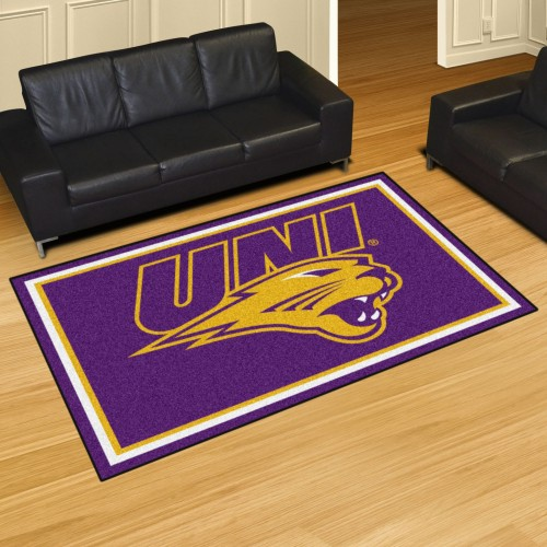 Northern Iowa 5'x8' Rug
