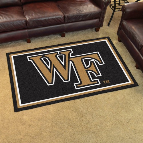 Wake Forest 4'x6' Rug