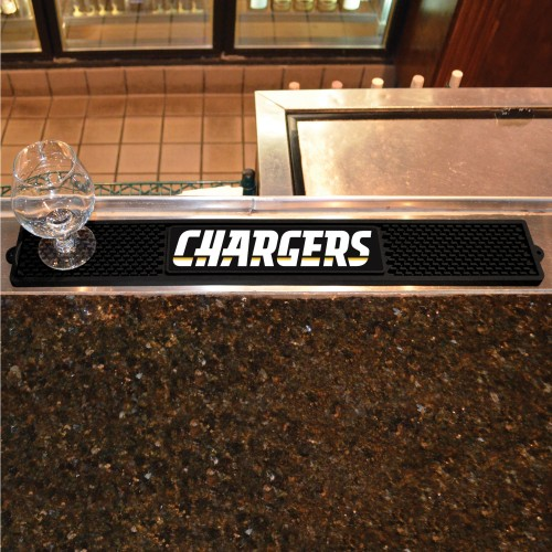 NFL - Los Angeles Chargers Drink Mat 3.25