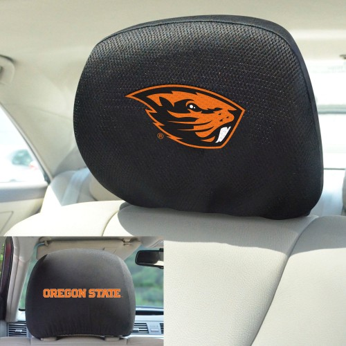 Oregon State Head Rest Cover 10