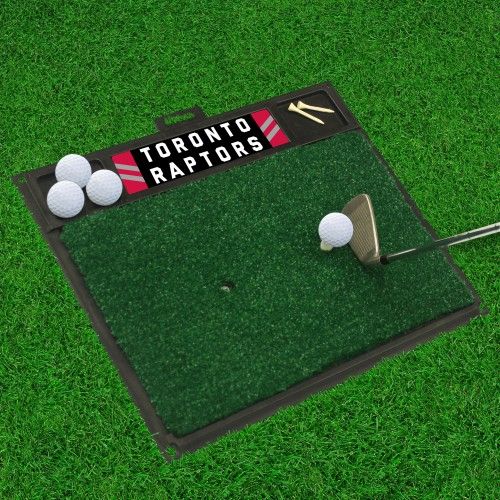 NBA - Toronto Raptors Golf Hitting Mat 20