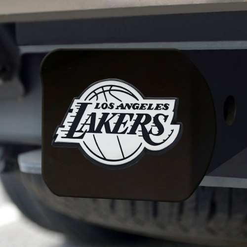 NBA - Los Angeles Lakers Black Hitch Cover 4 1/2