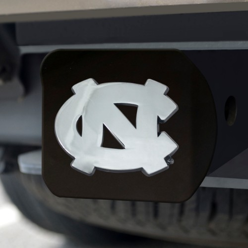 North Carolina Black Hitch Cover 4 1/2