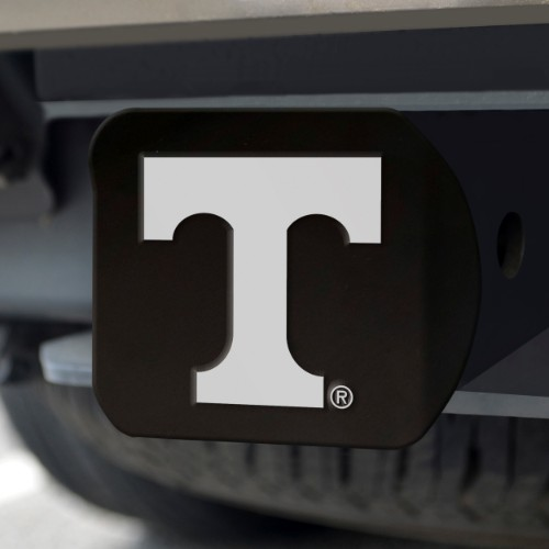 Tennessee Black Hitch Cover 4 1/2
