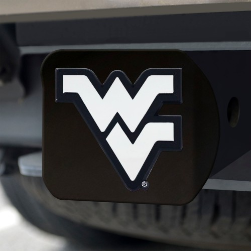 West Virginia Black Hitch Cover 4 1/2