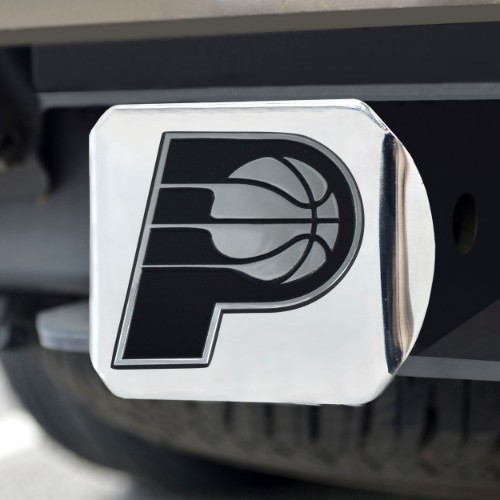 NBA - Indiana Pacers Chrome Hitch Cover 4 1/2