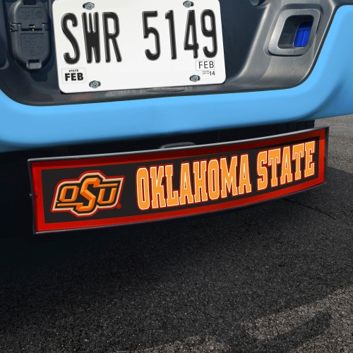 Oklahoma State Light Up Hitch Cover 21