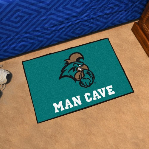 Coastal Carolina Man Cave Starter Rug 19