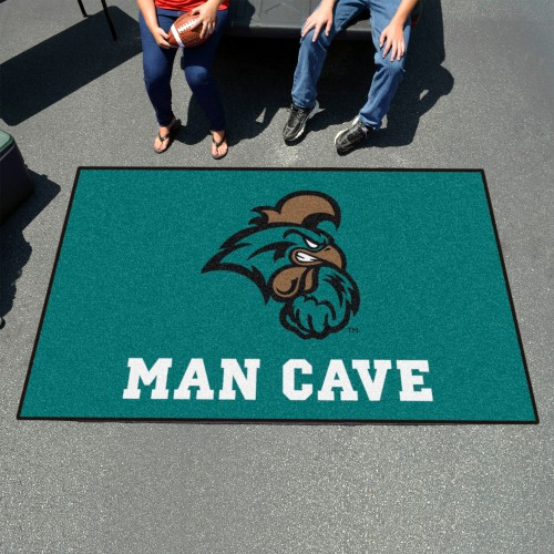 Coastal Carolina Man Cave UltiMat 5'x8' Rug