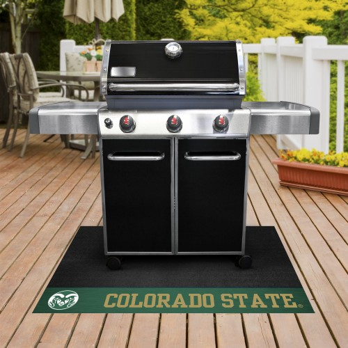 Colorado State Grill Mat 26