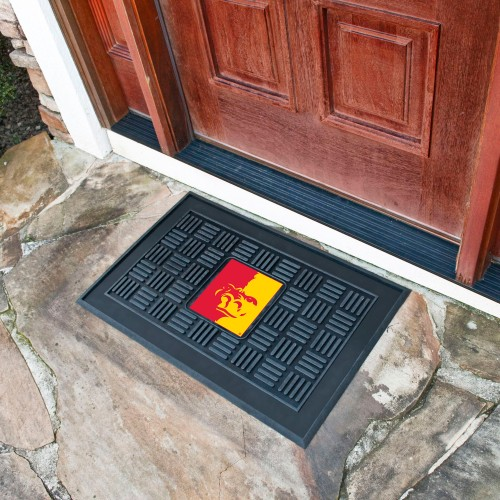 Pittsburg State Door Mat 19.5
