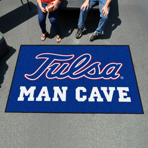 Tulsa Man Cave UltiMat 5'x8' Rug