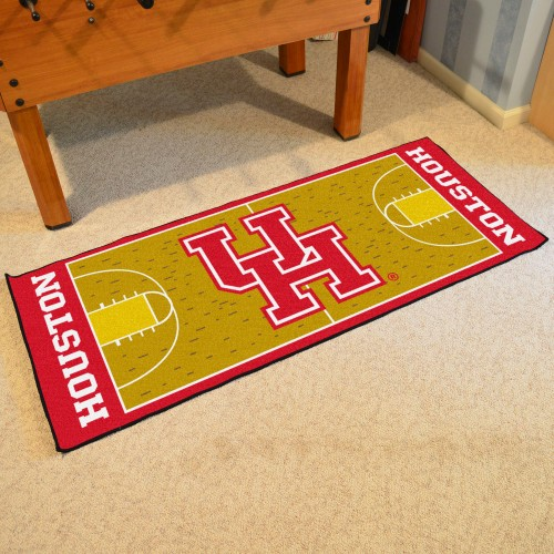 Houston Basketball Court Runner 30