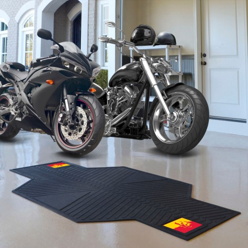 Pittsburg State Motorcycle Mat 82.5