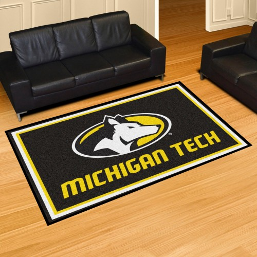 Michigan Tech University 5'x8' Rug