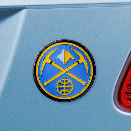 NBA - Denver Nuggets Color Emblem 3