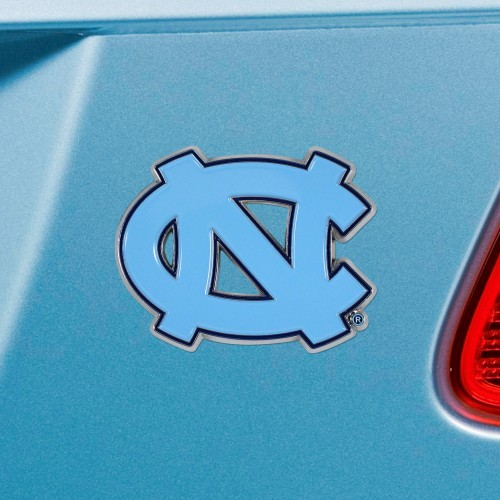 "University of North Carolina - Chapel Hill Color Emblem 2.6""x3.2"""