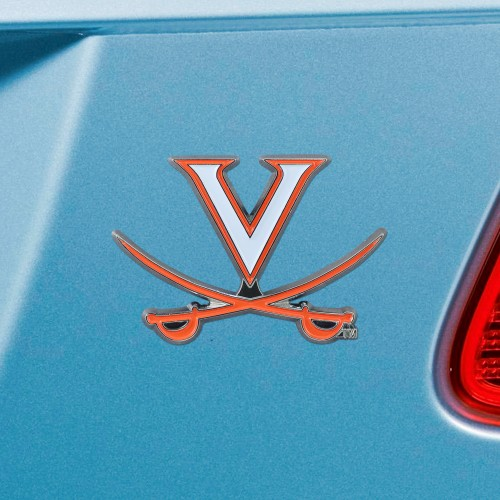 University of Virginia Color Emblem 3.2