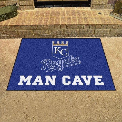 MLB - Kansas City Royals Man Cave All-Star Mat 33.75