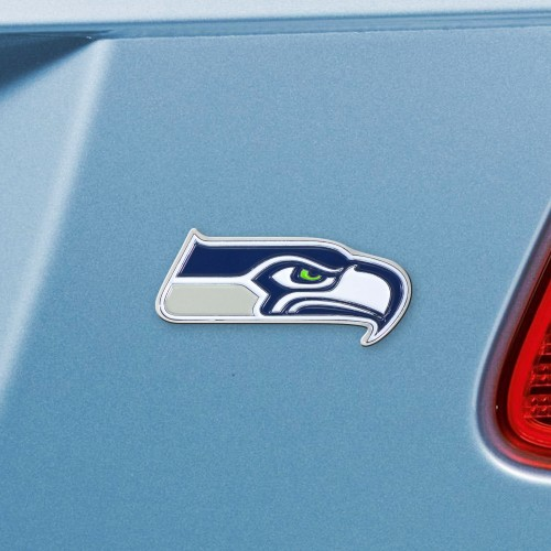 NFL - Seattle Seahawks Emblem - Color 3