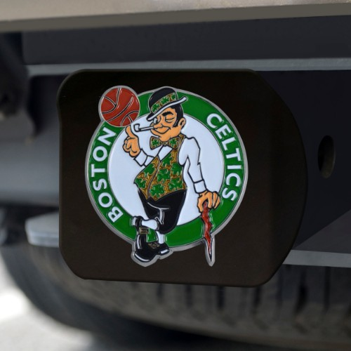 NBA - Boston Celtics Color Hitch Black 3.4