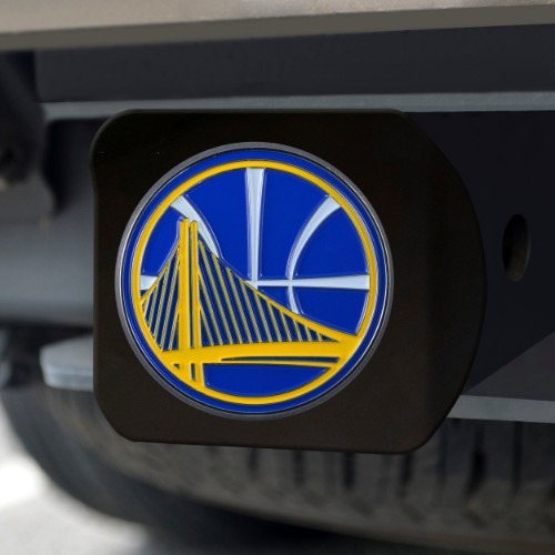NBA - Golden State Warriors Color Hitch Black 3.4