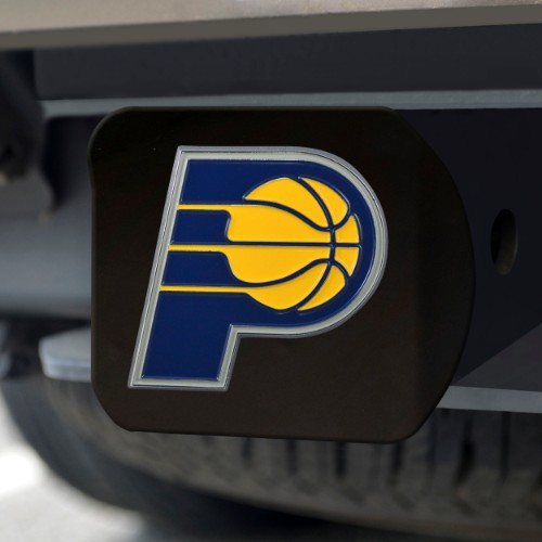 NBA - Indiana Pacers Color Hitch Black 3.4