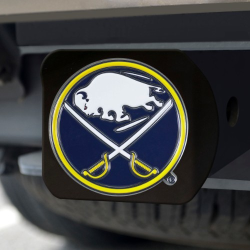 NHL - Buffalo Sabres Color Hitch Black 3.4