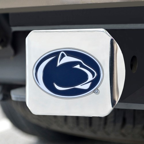 Penn State Color Hitch Chrome 3.4