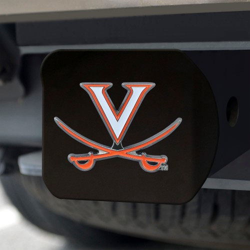 University of Virginia Color Hitch Black 3.4